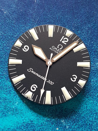 Omega Seamaster 300M Vintage c.565 Hour/Minute Sweep Second Hands 166.024