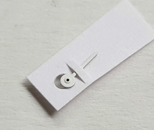 Omega Speedmaster 4mm White Sub Dial Minute Hand c.1861 c.861