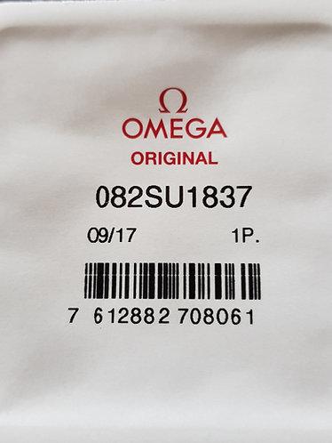 082su1837 Omega Speedmaster Day / Day Date 40mm Chronograph Black Bezel