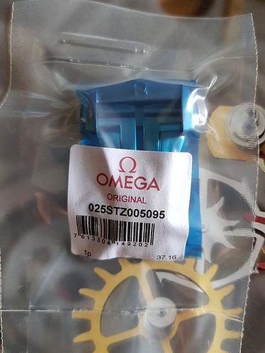 Omega Steel Deployment Clasp 20mm STZ005095 Latest Polished Design