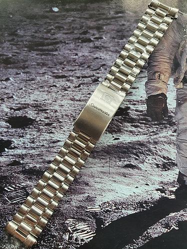 Omega Speedmaster Triple Date 3521.80 Watch 18mm 1469-813 Steel Bracelet VIN
