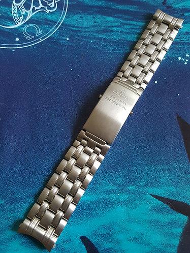 Omega Seamaster 20mm 1503-825 Steel Bracelet Bond 2531.80