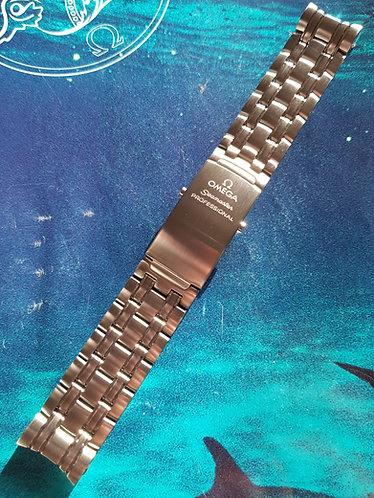 Omega Seamaster 20mm 1504-826 Steel Chronograph Bracelet 2225.80