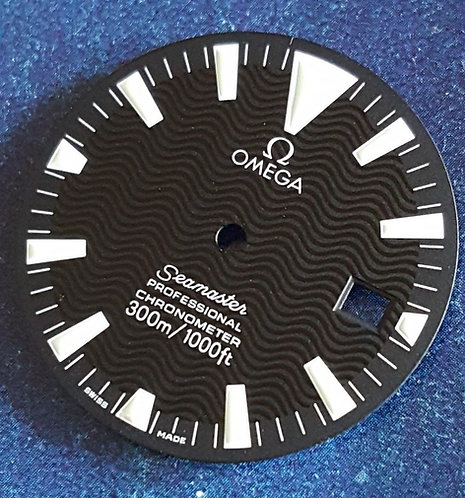 Omega Seamaster Black 2254.50 Dial c.1120