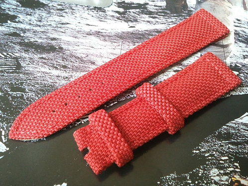 Omega Speedmaster X-33 20mm 98000071 RED Kevlar Buckle Strap