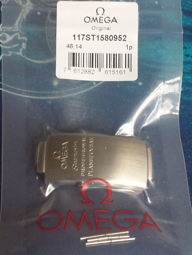 Omega Seamaster Planet Ocean 1580-952 Steel Clasp Bracelet 2201.50