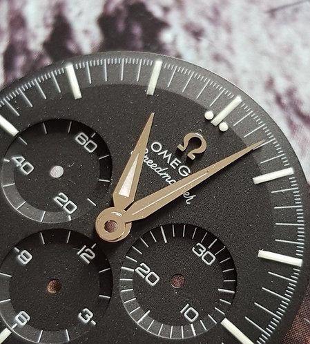 Omega Speedmaster Ck2998 Hour/Minute Hands c.1861 White Lume