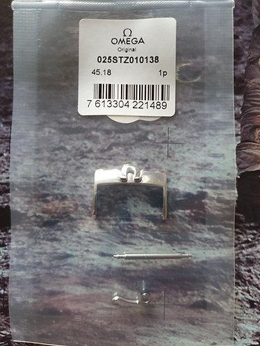 Omega Steel Pin Buckle 20mm Ultraman 025stz010138