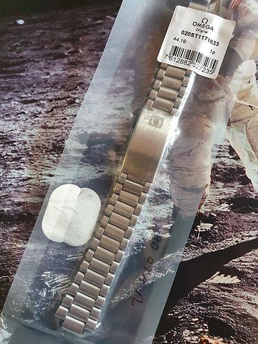 Omega Speedmaster Moon Watch 20mm 1171-633 Steel Bracelet VINTAGE