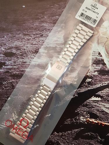 Omega Speedmaster Flightmaster MK 3/4/4.5 22mm 1162-172 Steel Bracelet VINTAGE