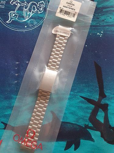 Omega Speedmaster 1570-870 Dynamic 5200.50.00 Steel Bracelet VINTAGE