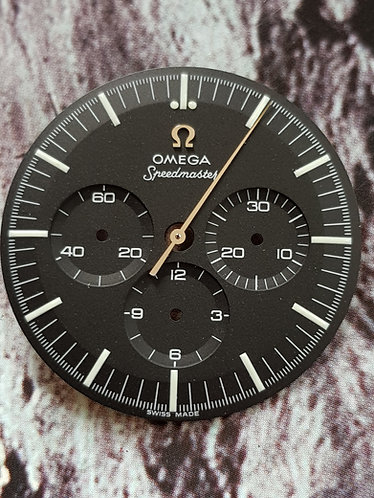 Omega Speedmaster Steel Stick Sweep Second Hand Broad Arrow ck2915-1 c.321 c.861