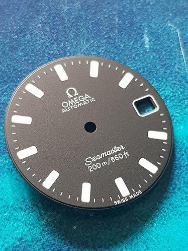 Omega Seamaster Vintage SHOM 200M Black Dial c.1012 166.0177