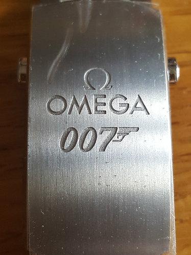 117stz003191 Omega Seamaster '007' SPECTRE ADJUSTABLE Steel Clasp
