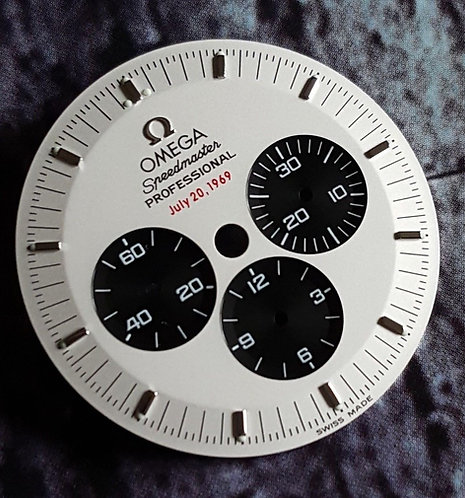 Omega Speedmaster Apollo 11 35th Anniversary Panda Dial 3569.31.00