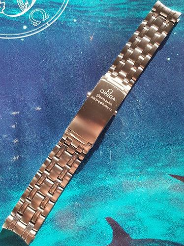 Omega Seamaster 18mm 1502-824 Steel Bracelet Bond 2551.80