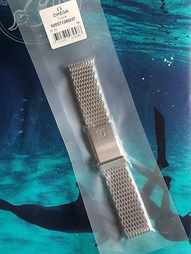 Omega Speedmaster Seamaster VINTAGE MESH 20mm 1380-237 Steel Bracelet