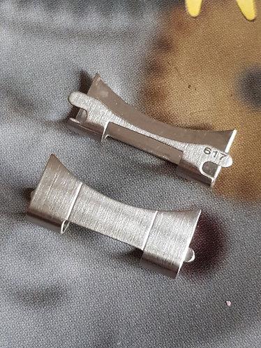 026st617 GENUINE Omega Speedmaster 19mm 617 Steel END Link FOIS CK2998