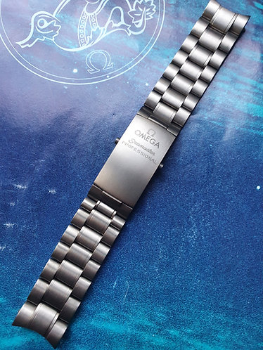 Omega Seamaster Titanium 20mm 1613-934 Chronograph Bracelet