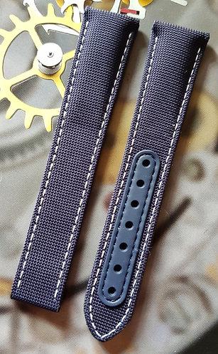 Omega Speedmaster 19mm CWZ003833 BLUE Fabric Strap CK2998