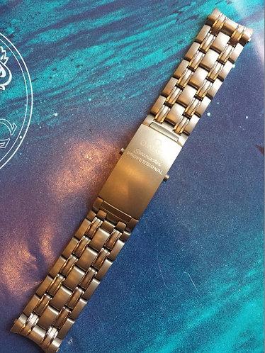 Omega Seamaster 20mm 1523-825 TITANIUM Bracelet 2231.80 2232.80