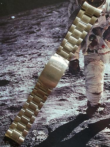 020stz005142 Omega Speedmaster 21mm Moon Watch Co-Axial Bracelet 020st1958989