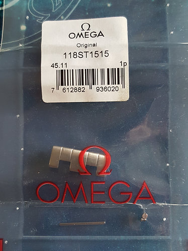 118st1515 GENUINE Omega Seamaster 20mm 1515 Steel Clasp Link