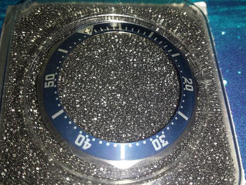 Omega Seamaster 082SU1704 GMT Blue Bezel 41mm 2535.80