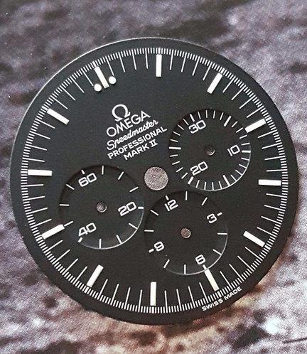 Omega Speedmaster MK II Black Dial 145.014 145.034 c.861