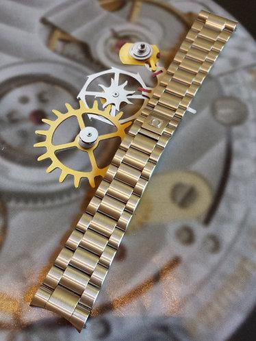Omega Seamaster Aqua Terra 21mm 1573-897 Steel Bracelet