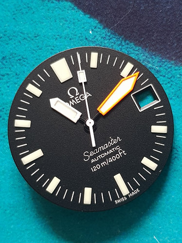 Omega Seamaster 120M BABY PLOPROF c.1012 Hour/Minute Sweep Second Hand 166.0250