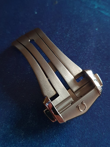 Omega Titanium Deployment Clasp 18mm 94521839 Latest Spear Design