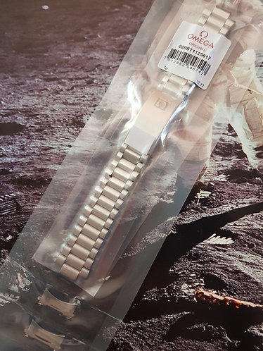 Omega Speedmaster 19mm 1125-617 FOIS CK2998 Steel Bracelet VINTAGE