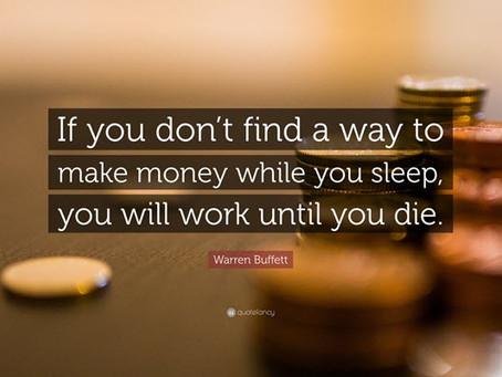Make money while you sleep!
