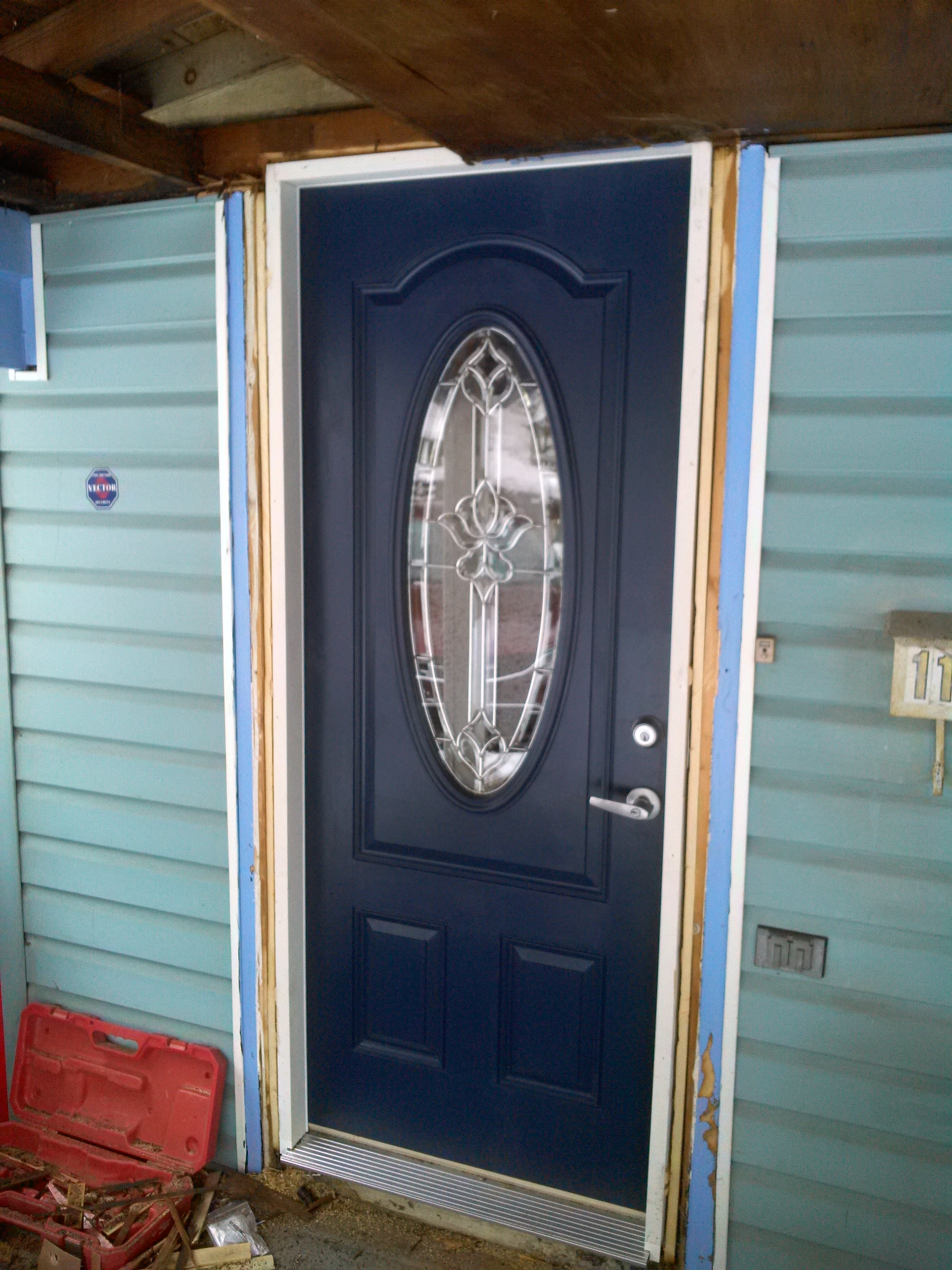 Door installation