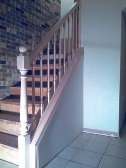Install railing