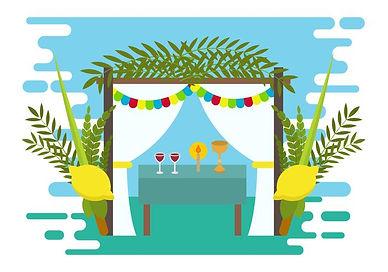 decorative-sukkah-vector-illustration.jp