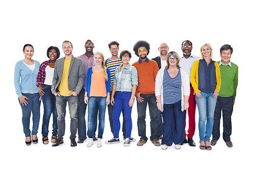 Online Peer Support Group Facilitator Training