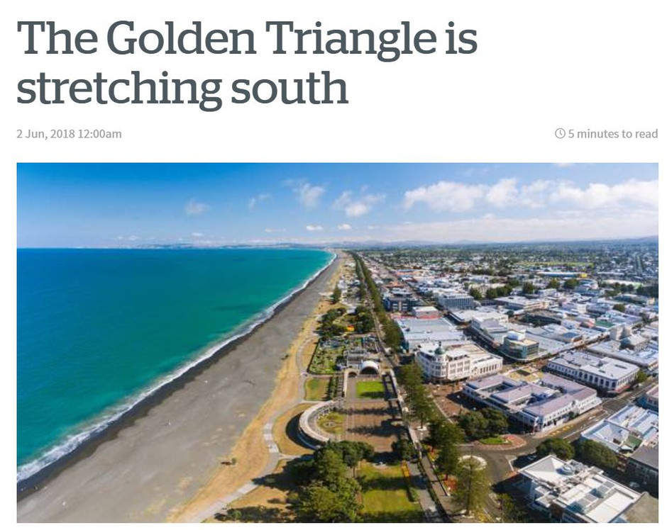 The Golden Triangle.............