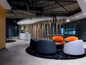 Industrial fitout fit for Lawyers