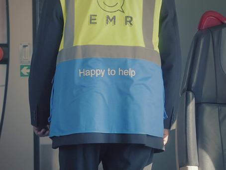 Colour Grading for EMR