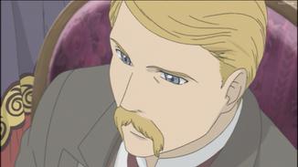 Nicholas Corda as Wilhelm Mölders in Emma, A Victoria Romance