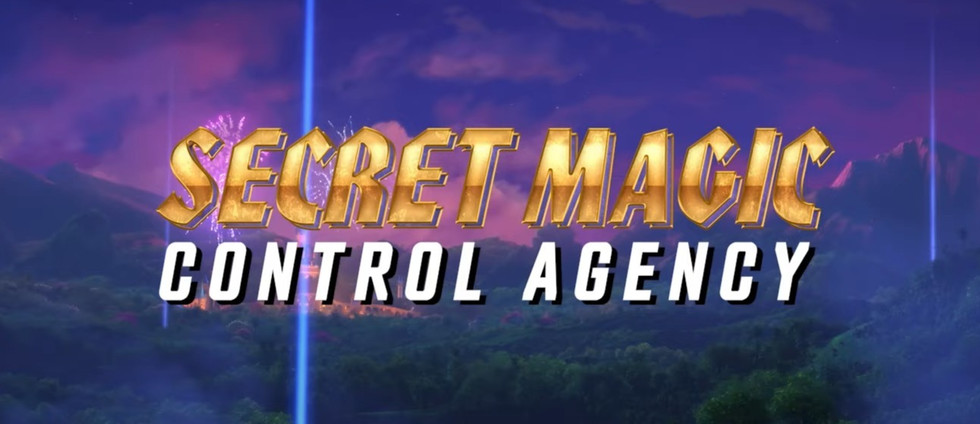 Nick as the voice of Hansel in Netflix's Secret Magic Control Agency