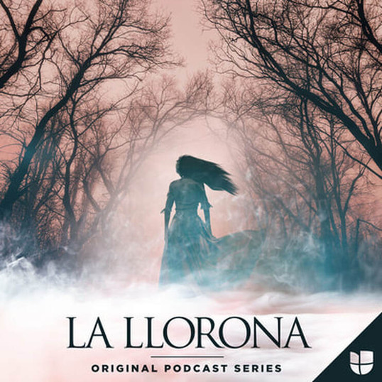 Nick as Wade Johnson in WB and Univision's Movie Tie-In Podcast La Llorona