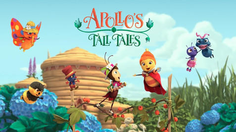 Nick as the voice of Senecio in Apollo's Tall Tales