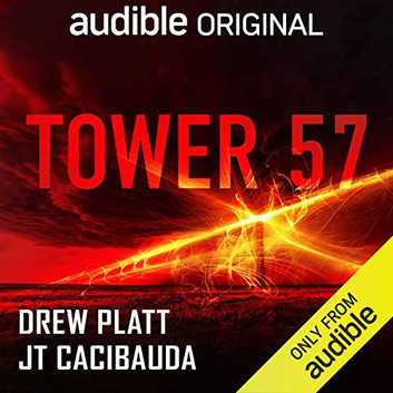 Nick as Young Wallace in Tower 57 on Audible