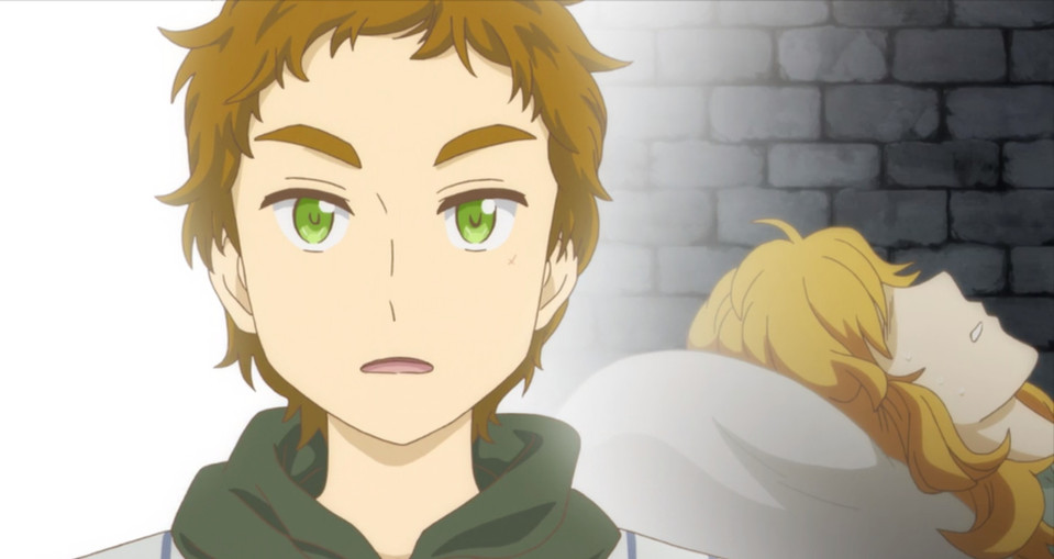 Nick as Gimo in Arte on Funimation