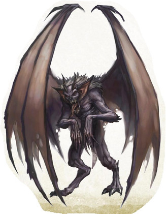 Nick as Nulkineth in Pathfinder: Wrath of the Righteous