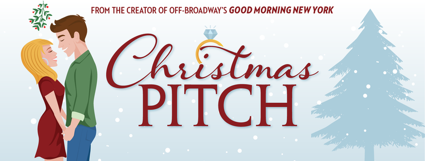 Nick as Luke in Emmy Award Winner Jacklyn Thrapp's A Christmas Pitch on Audible