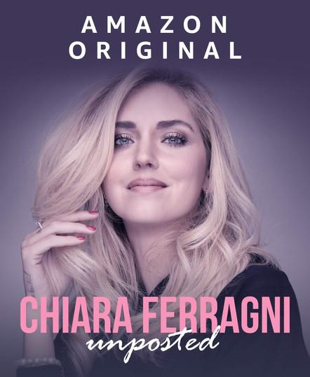 Chiara Ferragni: Unposted on Amazon Prime